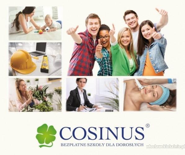 Szkoła Cosinus - rekrutacja trwa! Zapisz się już dziś!