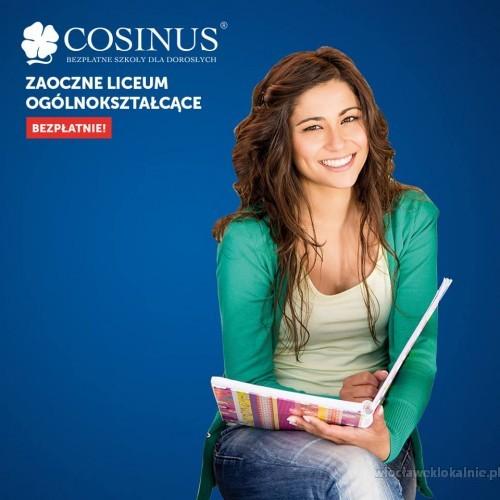 LO w Szkole Cosinus. ZA DARMO!