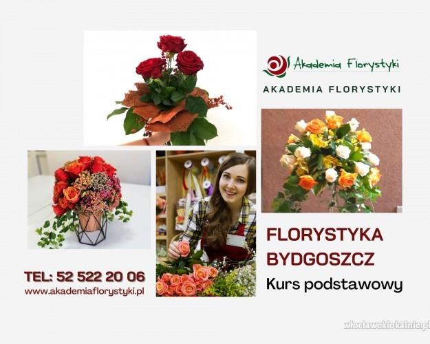 Florystyka Bydgoszcz - kurs od podstaw