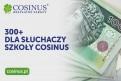 Zyskaj 300 plus i zapisz się do Cosinusa! Rekrutacja trwa!