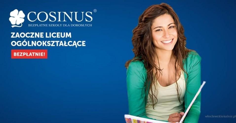 Zapisz się do BEZPŁATNEGO LO w szkole Cosinus. Ostatni wolne miejsca!